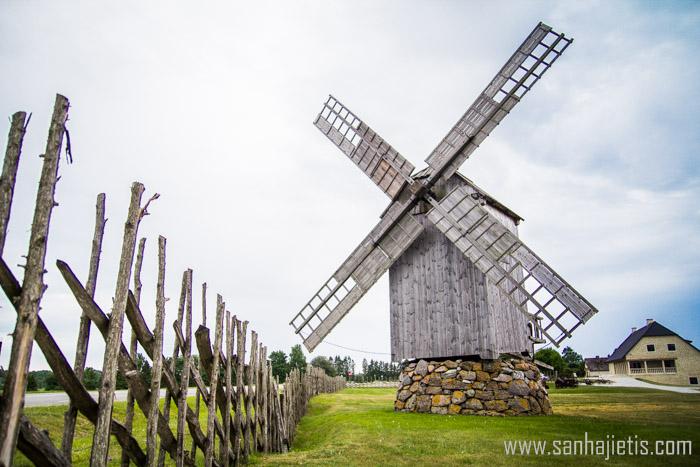 Sāremā sala – Igaunija