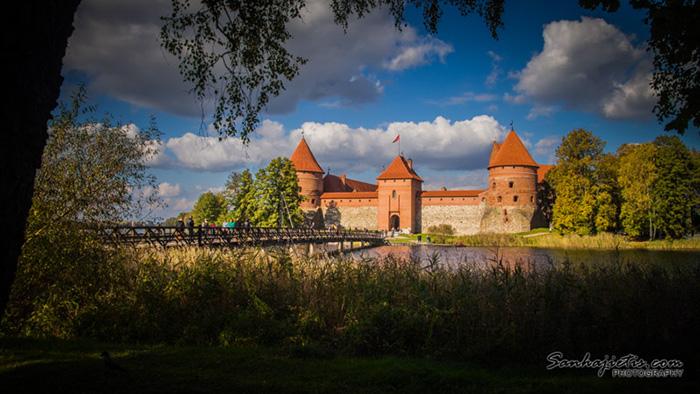 Lietuva, Trakai pils un citi šīs valsts labumi