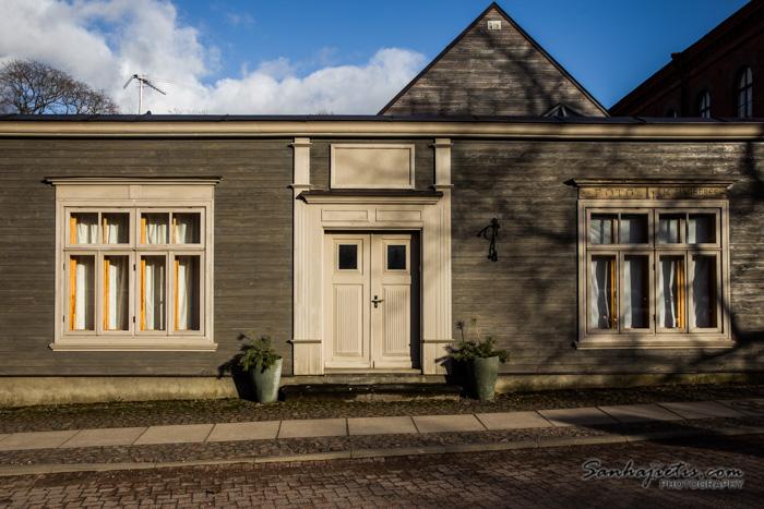 Kuldigas arhitektūra