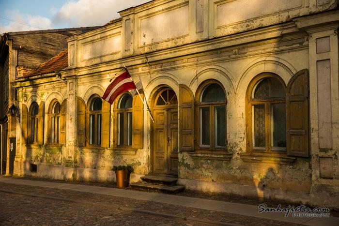 Kuldiga arhitektūra