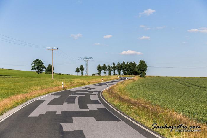 Vācija ceļi