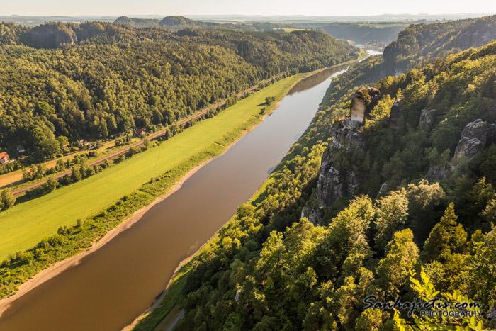 Smilšakmens klintis Čehijā