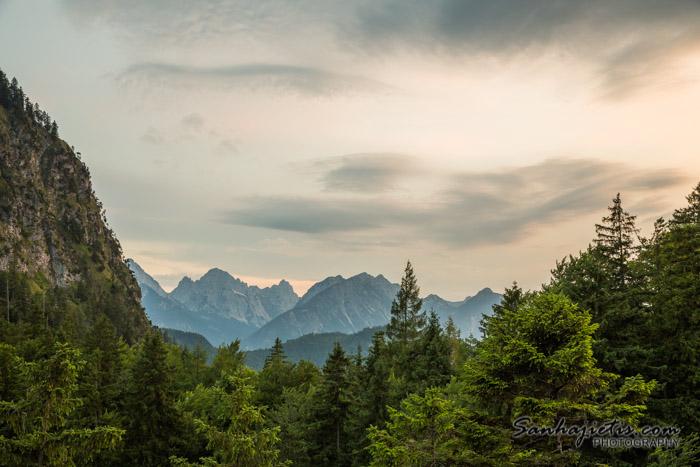 Vācijas Alpi