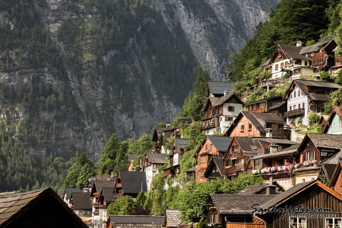 Morning in Hallstatt Austria