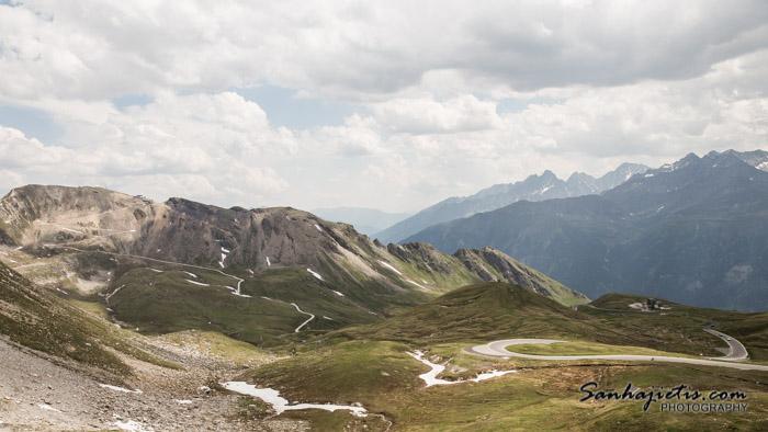The most beautiful alpine roads in Austria