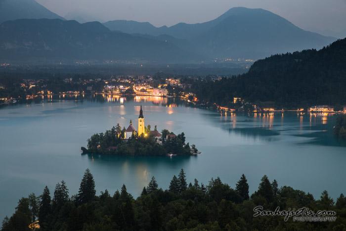 Bled in Slovenia photos
