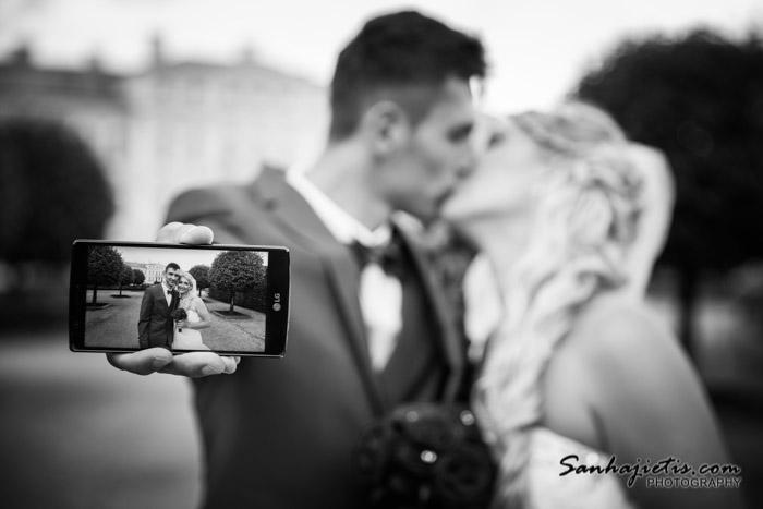 Bezmaksas profesionāls kāzu fotogrāfs tavās kāzās