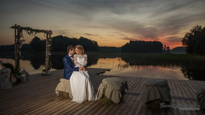 Skaistais kāzu stāsts no Latgales