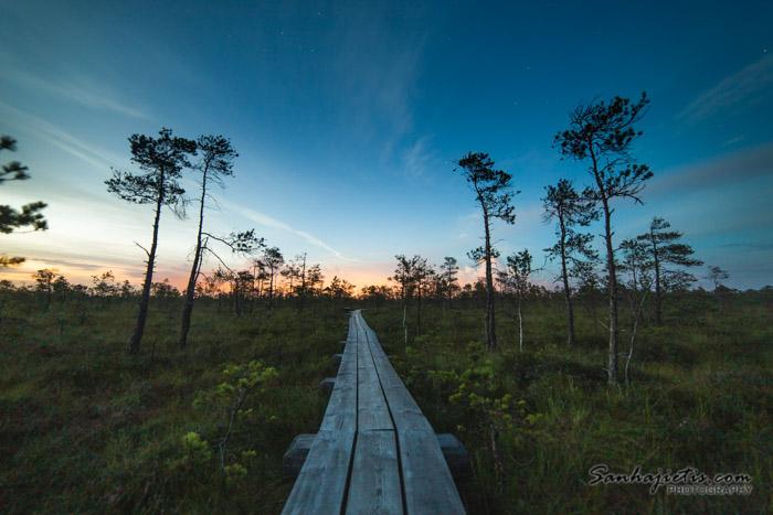 Ķemeru nacionalais parka taka