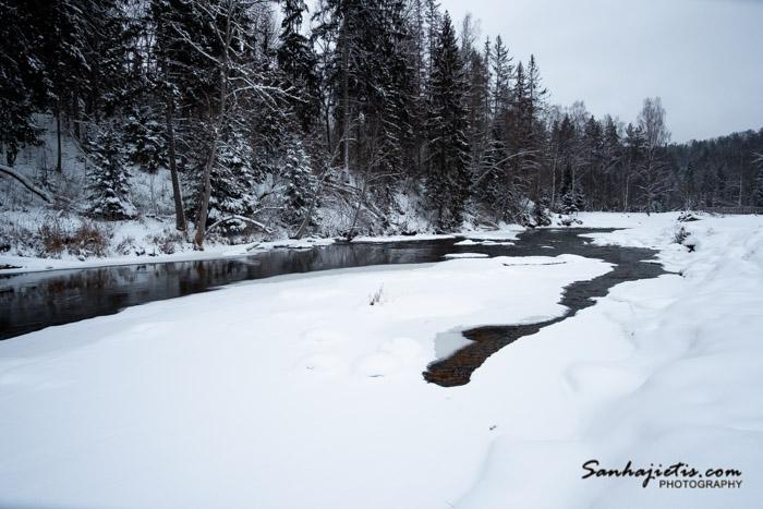 Amatas upe Latvijā