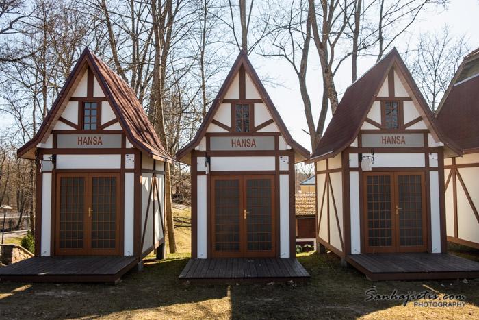 Valmieras Hanza mājas