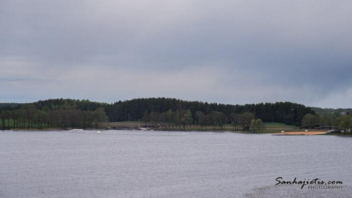 Zarasu ezera skatu laipa