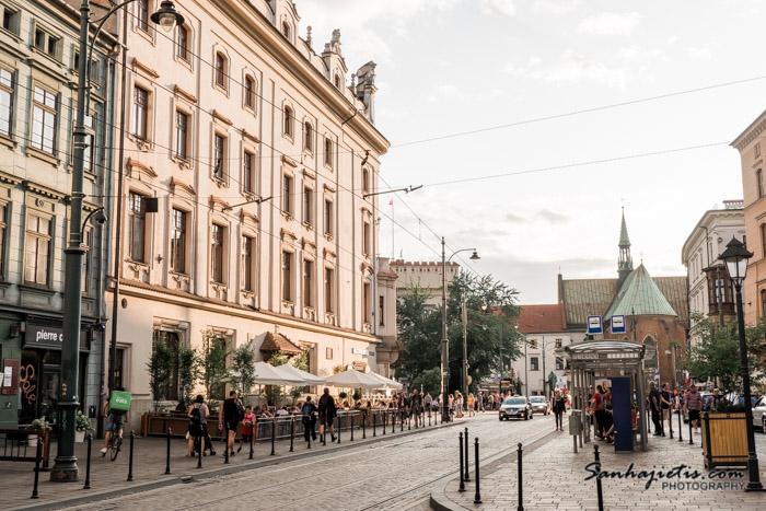 Krakovas vecpilsēta