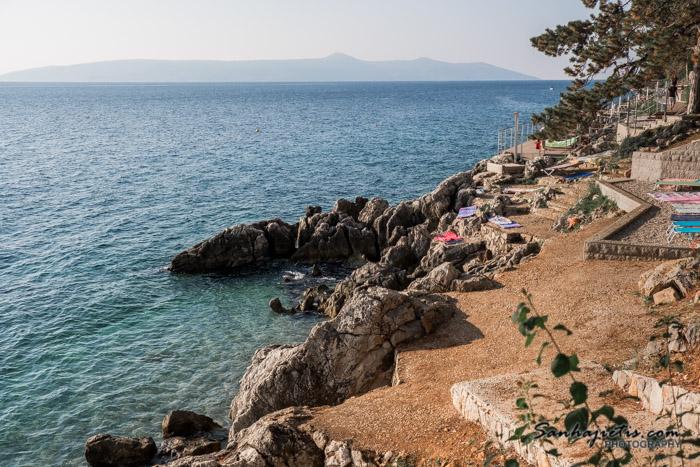 Horvātijas piekraste