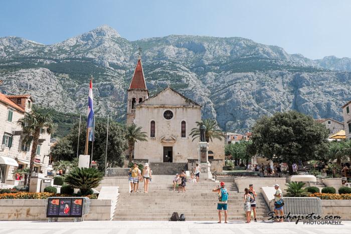 Makarskas vecpilsēta