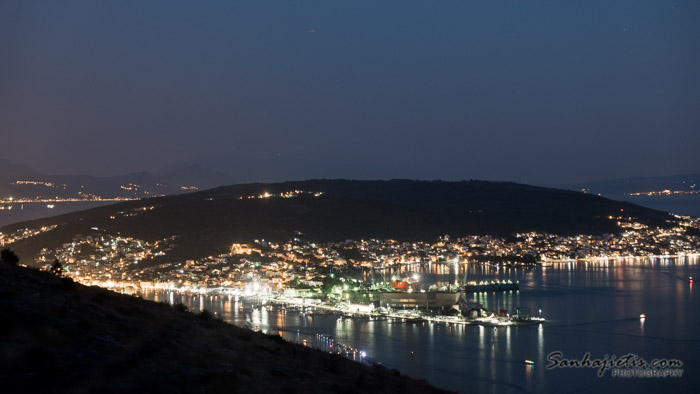 Horvātijas nakts
