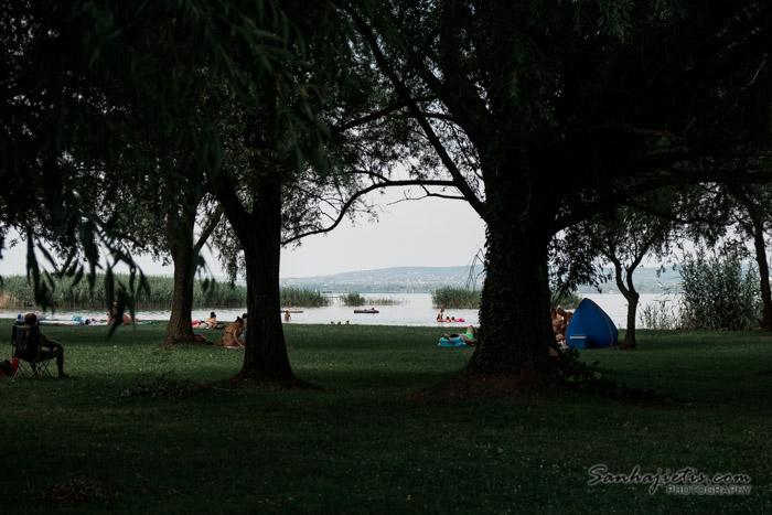 Balatona ezers