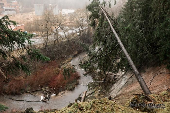 Pārgājiens gar Līgatnes upi
