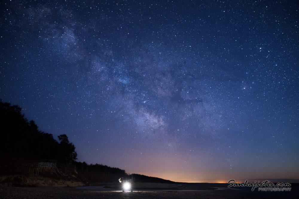 Pirmskazu fotosesija zvaigznes