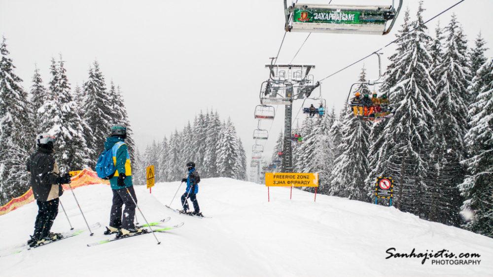 Bukovel slēpošanas kūrorts