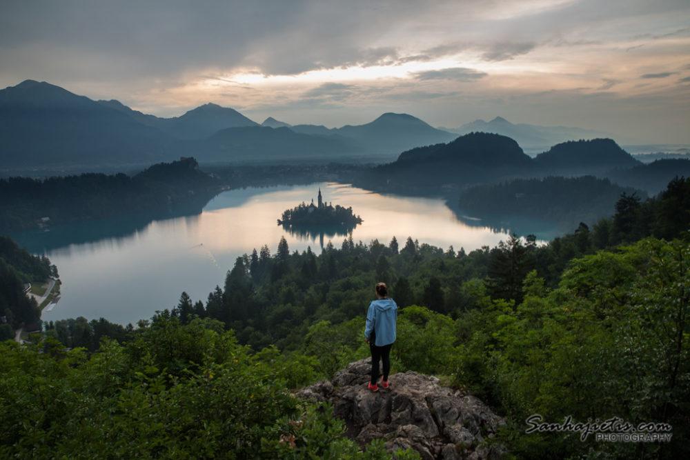 Slovēnija, Bled ezers