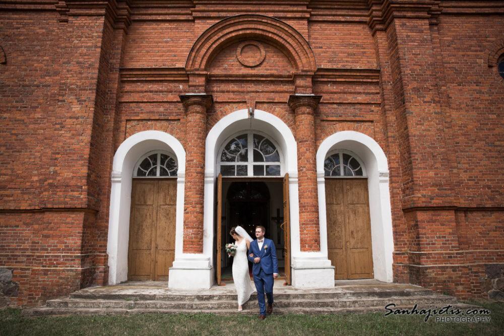 Rogovkas baznīcas kāzas